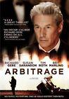 Arbitrage 0031398161530 With Susan Sarandon DVD Region 1
