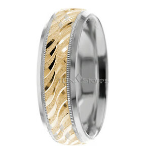 10K SOLID GOLD MENS WOMENS VINTAGE WEDDING BANDS RINGS HIS HER