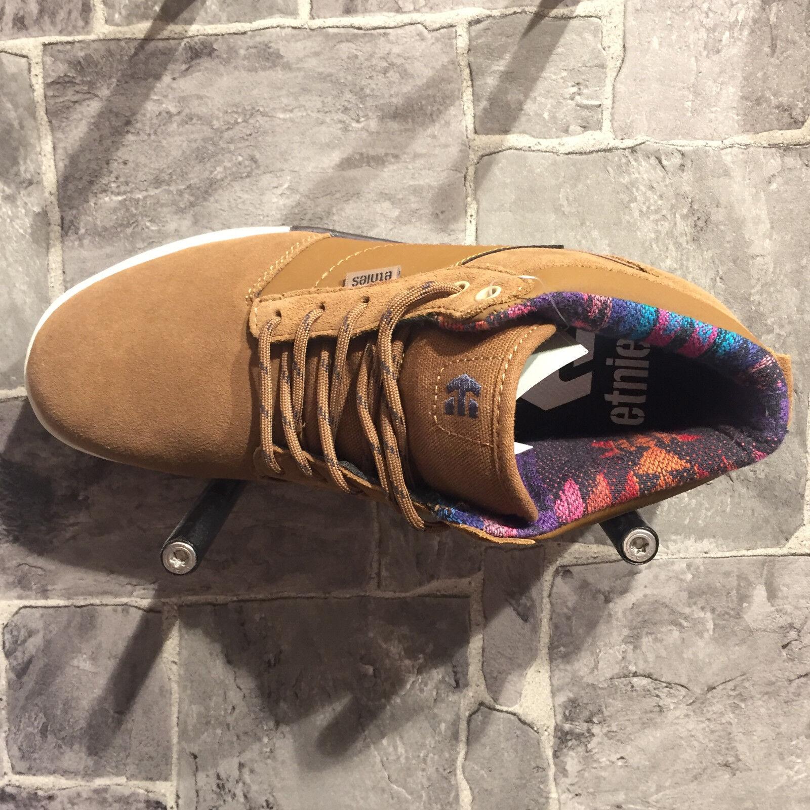ETNIES Herren Jefferson ID SMU Herren ETNIES Schuhe Sneakers brown 4107000484-200 82eaff