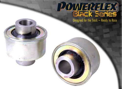 buissons noir PFF25-203BLK Powerflex Avant Bras Arrière box environ 5.08 cm conformité 2 in