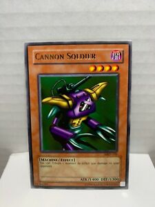 YuGiOh-Cannon-Soldier-MRD-106-Rare-Unlimited-Edition-Moderately-Played