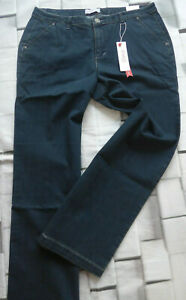 Sheego-Jeans-Trousers-Stretch-Blue-Tone-Ladies-Size-46-plus-Size-814