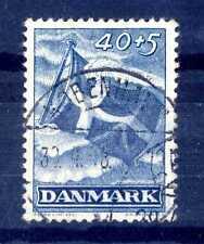 DENMARK - DANIMARCA - 1947 - Bandiera Danese afflitta da inondazioni di marE2416