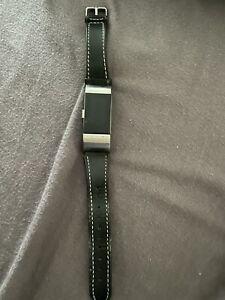 fitbit charge 2 Fitnesstracker Aktivitätstracker Schwarz Gr. S