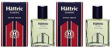 Hattric Classik After Shave Glasflasche nach der Rasur 2x200ml (128 )