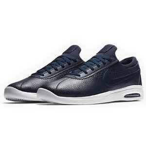 Nike SB Bruin Max Vapor in Navy Leather 923111-440