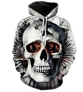 Schaedel-Totenkopf-Skull-3D-Kapuzen-Sweatshirt-Kapuzenpulli-pulli-Hoodie-Pullover
