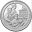 2017-P-or-D-MINTS-5-US-NATIONAL-PARKS-QUARTER-DOLLAR-COINS-FULL-YEAR-SET thumbnail 4