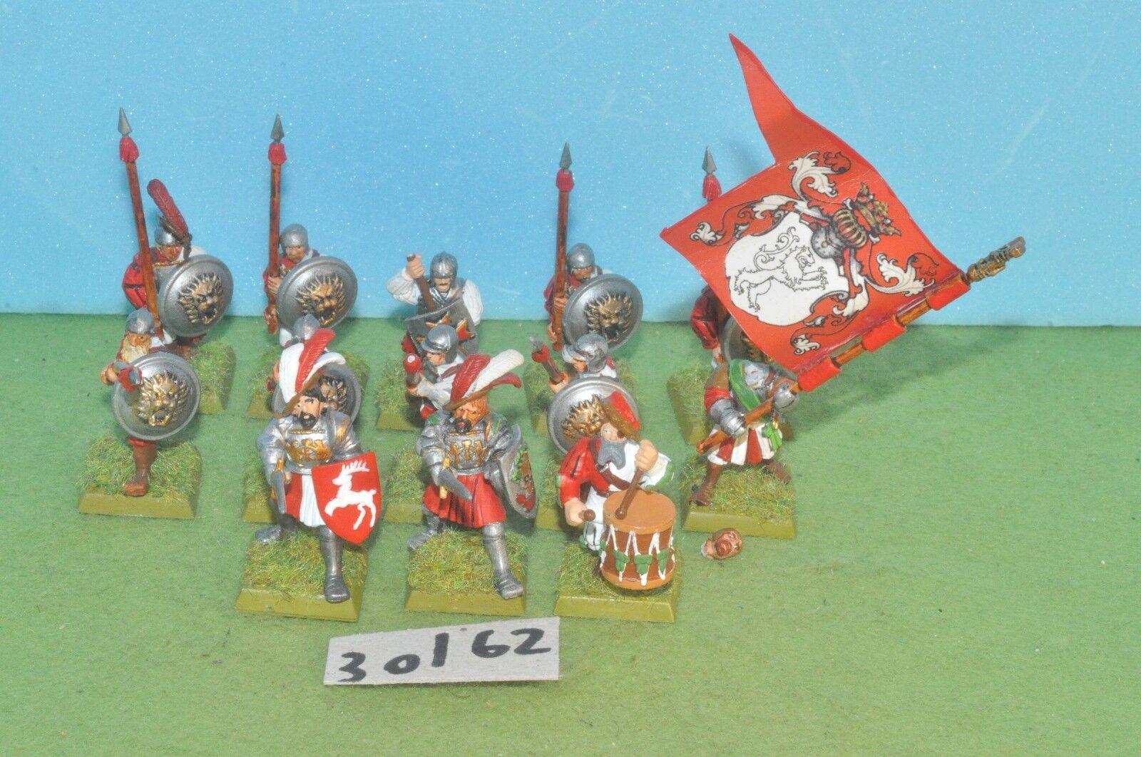 Empire spearmen pikemen 13 sigmar order fantasy (30162) warhammer