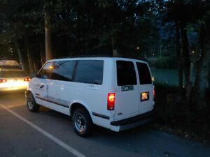 92 Astro Van