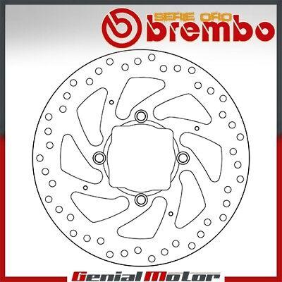 DISC BRAKE BREMBO ORO DUCATI DIAVEL 1200 2013 2014 68B407H2 REAR