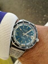 Glorys Swiss Made watch automatic diver vintage ETA 2772
