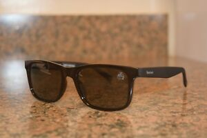 7baa4c980f Image is loading Timberland-Sunglasses-Black-TB9141-01R-Polarized-55-mm-