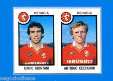 CALCIATORI PANINI 1982-83 - Figurina-Sticker n. 513 - MONTA#CACCAR- PERUGIA -Rec
