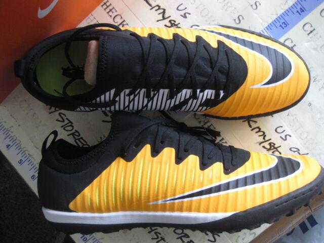 06c28eabd76 Nike MercurialX Finale II TF Mens Soccer Shoes 831975-801 Size 11.5 ...