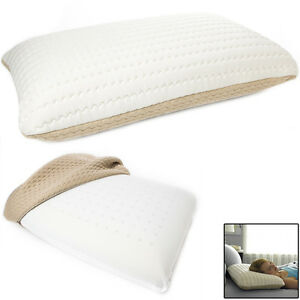 Sealy-Embody-Ideal-Dual-Support-Pillow-w-Latex-Memory-Foam-Fill