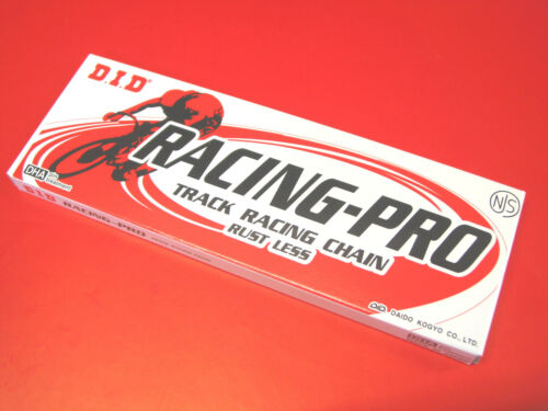 DID Daido Racing Pro Chain Silver Track Fixed Gear NJS Keirin Approved