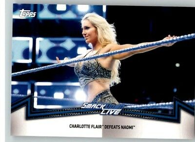 2017 WWE Women/'s Division Moments #7 Charlotte Flair