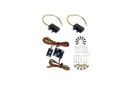 DCC Concepts Cobalt SS Surface Mount Motor Crossover 2 Pack