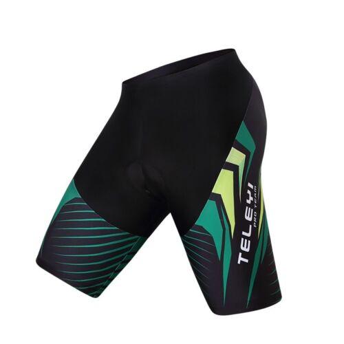 Teleyi 2018 Racing Sport Cycling Shorts Ropa Ciclismo Summer mtb Bicycle Shorts