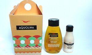 Bagno Doccia Aquolina : Cofanetto regalo aquolina bagno doccia idratante latte corpo