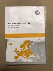 volkswagen as europe 1 v6 satellite navigation sd card. Black Bedroom Furniture Sets. Home Design Ideas