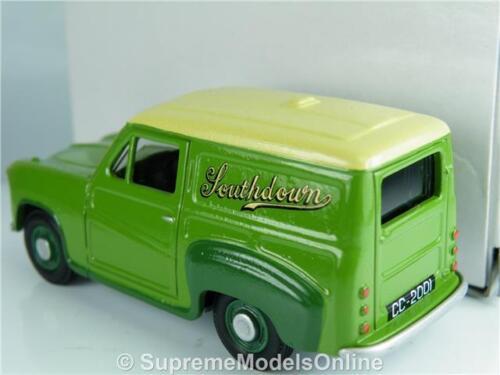 AUSTIN A35 Van modello Southdown SCALA 1//43 COLORE VERDE//Crema esempio T3412Z =