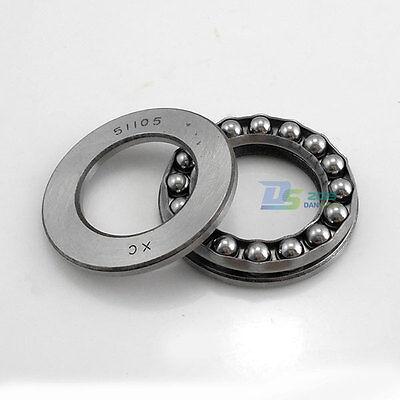 Thrust Ball Bearing 3 Part 51106 30x47x11mm Thrust Bearings 30//47//11mm