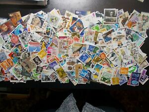 Quality-Packet-of-500-Different-GB-Various-Eras-Used-Stamps-Collection-UK