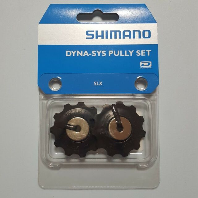 Genuine Shimano Spare Part Pully Set DYNA-SYS SLX RD-M663
