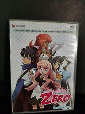 The Familiar of Zero Season one (13 Episodes) Geneon/Funimation Release RARE!!