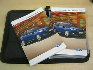 2013 ford focus owners manual