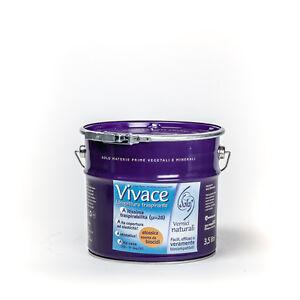 Vivace M20 Solas Vernici Naturali Pittura Murale Traspirante Per