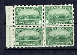 CANADA - 1935 TEN CENT KING GEORGE  V JUBILEE PB - SCOTT 215 - MNH