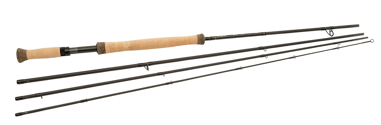 Greys GR60 Switch 4 Piece Salmon or Trout Fly Fishing  Rod + Case - All Sizes  are doing discount activities