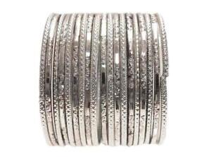 Modern Silver Gl Bangles Indian