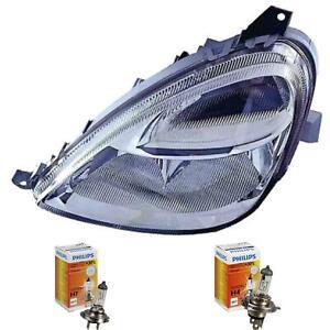 Phare-a-Gauche-Mercedes-Classe-A-W168-Annee-Fab-01-04-H4-H7-Incl-Lampes-Vtv