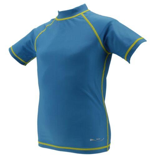 Badeshirt Schwimmshirt Sonnenschutz Surfshirt T-Shirt UV-Shirt Kinder UPF50