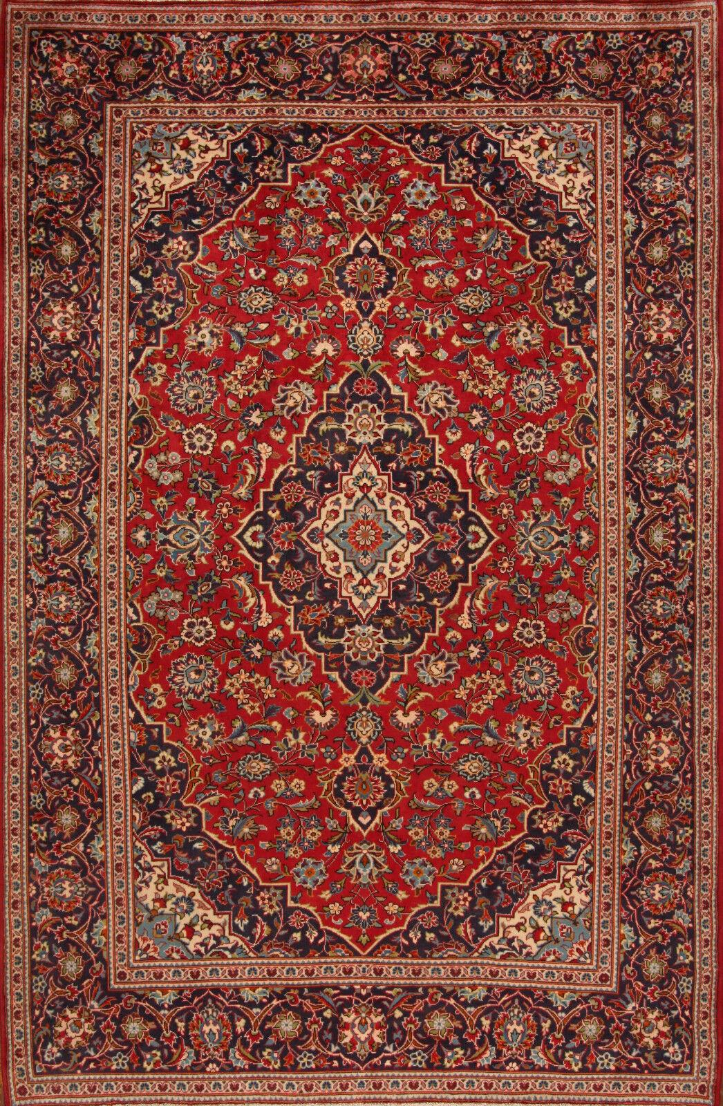 Alfombras orientales Auténticas hechas a mano persas nr. 4356 (304 x 200) cm