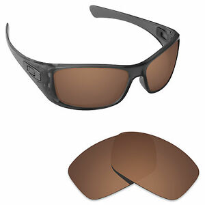 fd17605574 Image is loading Hawkry-Polarized-Replacement-Lenses-for-Oakley-Hijinx- Sunglass-