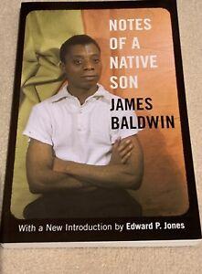 Notes Of A Native Son - James Baldwin ( In English) Beacon Press, Boston