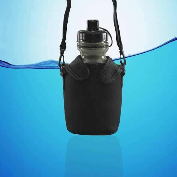 SEYCHELLE 38 OZ WATER FILTER PURIFIER CANTEEN ADVANCED  + SLING + FREE SHIP   outlet sale