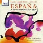 Espana-Eine Musikalische Postkarte Aus Spanien von Coro Cervantes,Aransay (2010)