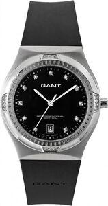 Gant-Fairfax-Womens-Black-Quartz-S-Steel-Watch-2-Year-Int-Warranty-W70191
