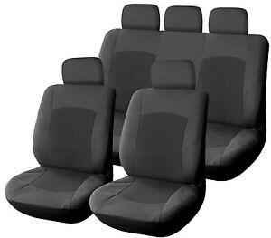 housse pour siege voiture velours gris fractionnable 4 mm. Black Bedroom Furniture Sets. Home Design Ideas