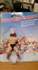 LJN Remco Popy MOC WWF Generic Million Dollar Man Ted Dibiase Wrestling Champs