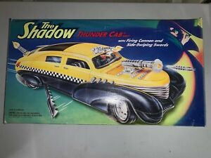 The Shadow Thunder Cab Taxi Figurine Véhicule Vintage Complet Rare Kenner