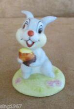 "Thumper Bambi 1988 The Disney Collection Figurine mini 3"" vintage miniature"