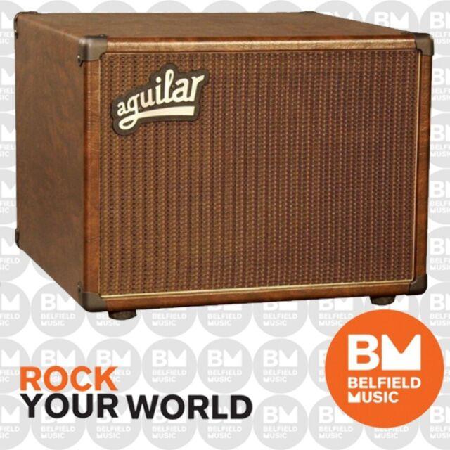 Aguilar DB 112 Bass Guitar Cabinet 1x12inch Cab Chocolate Thunder DB112