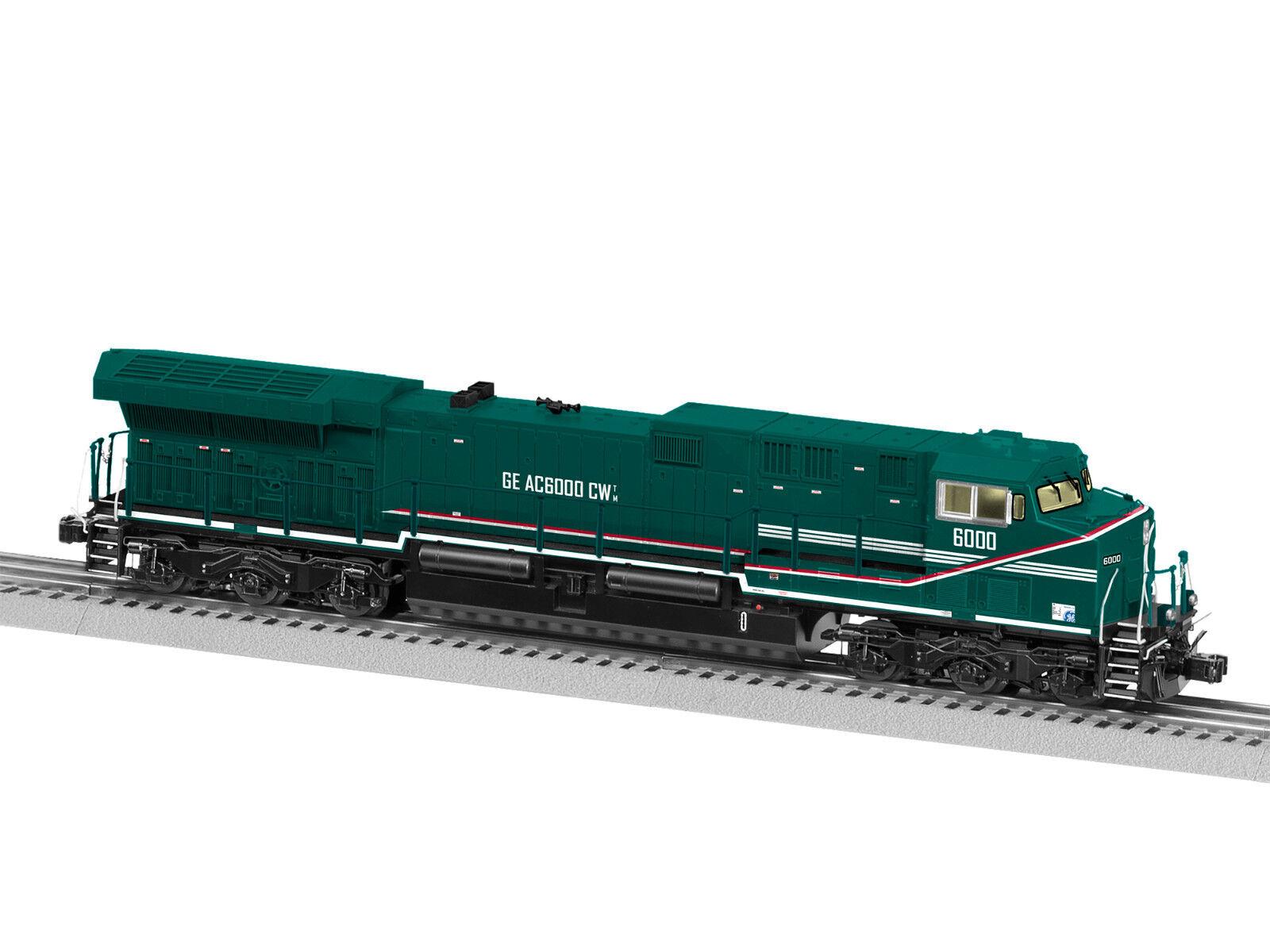 Lionel  884843 Gemini exclusivo demostrador legado AC6000  6000 Locomotora Diesel